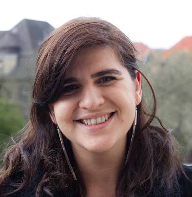 Giulia Silberberger, Gründerin des Goldenen Aluhutes